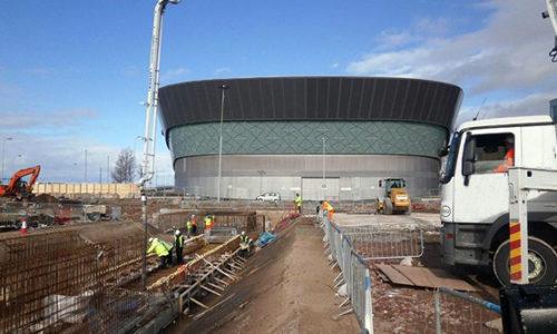 Liverpool exhibition centre