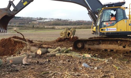 Wellingborough enabling works