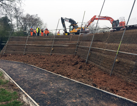 Civils and groundworks