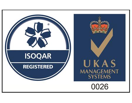 Alcumus ISOQAR logo
